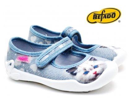 Dívčí bačkory BEFADO Blanca 114X439