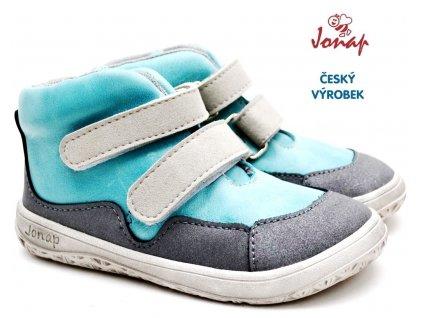 Dětské barefoot boty JONAP BELLA M mint