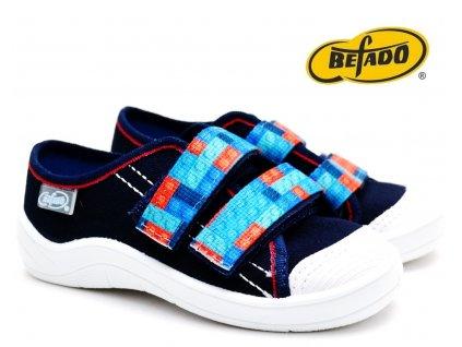 Dětské tenisky BEFADO 672X071