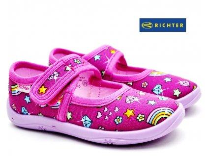 Dívčí bačkory RICHTER 9150 2193 3600