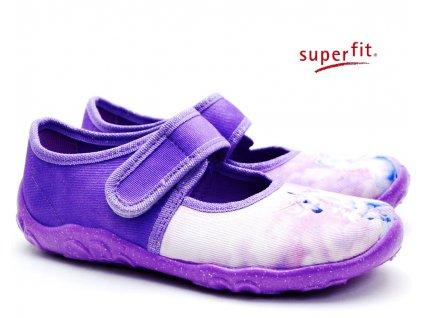Dívčí bačkory SUPERFIT 1-000281-8500