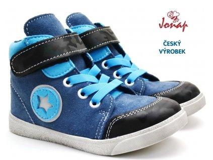 Dětské boty JONAP 050 s modrá