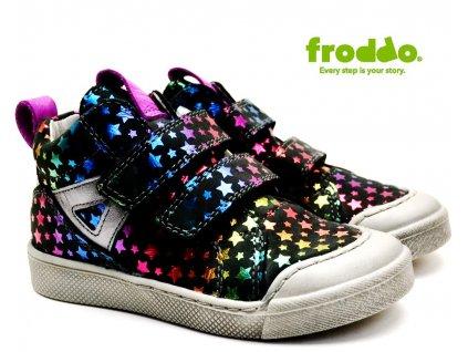 Dětské boty FRODDO G2110093-12