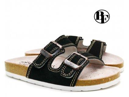Pantofle BF BY2131699 černá