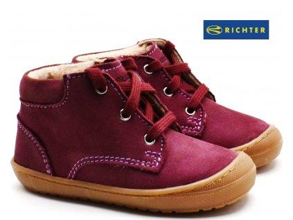 Dětské boty RICHTER 0401 2152 7610