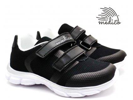 Dětské tenisky MEDICO ME-52507 černé