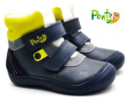 Dětské boty PONTE PP121A-DA03-168A