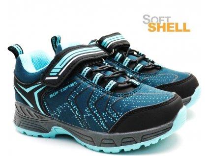 ALPINEX A221015A Softshell obuv