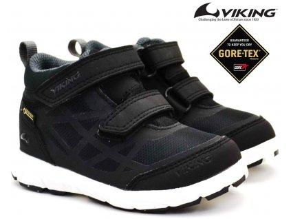 VIKING 3-51025 277 black Gore-tex
