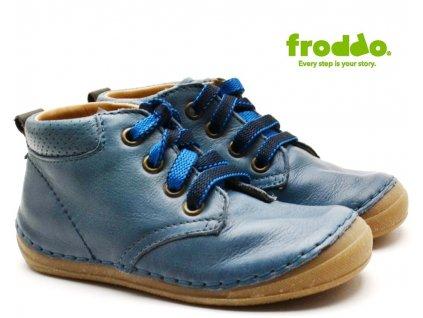 Dětské boty FRODDO G2130121-1 Blue