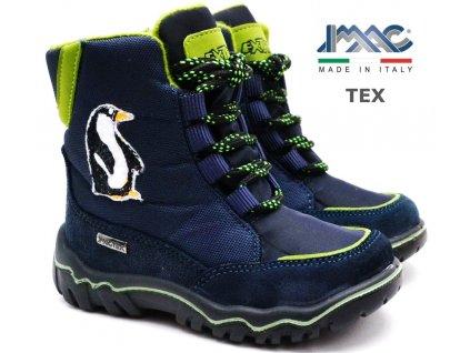 Zimní boty IMAC SPUNK Navy