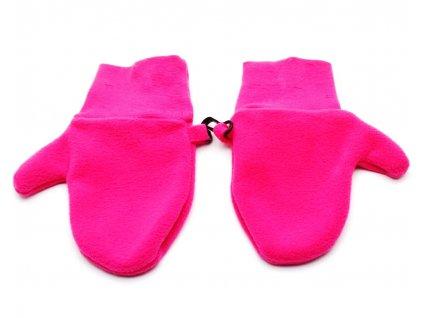 Dětské rukavice Playshoes 422047 pink