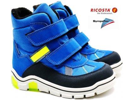 Zimní boty RICOSTA 52310 142 royal