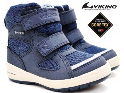 Zimní obuv VIKING 3-90935 Spro GTX 5 navy