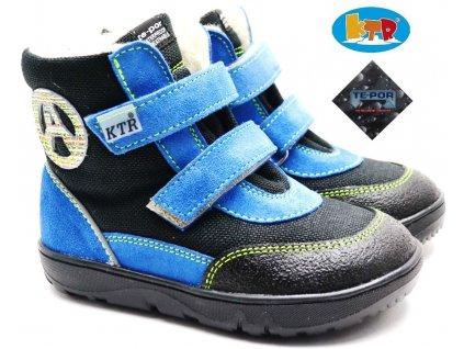Zimní boty KTR K012/KTR/BAE/TEX