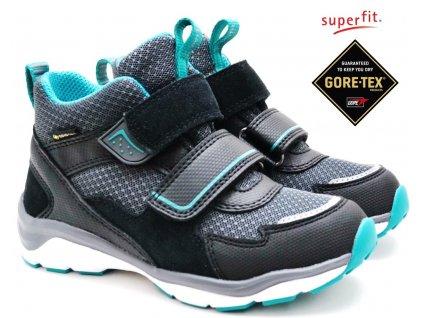 Dětské boty SUPERFIT 1-000246-0000 Gore-tex