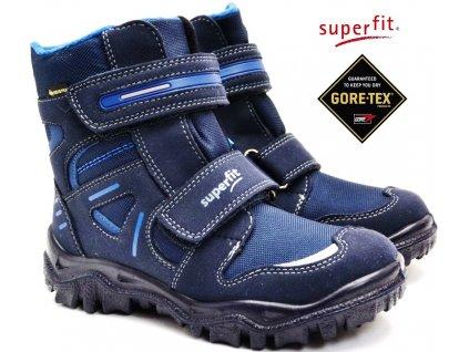 Zimní boty SUPERFIT 1-809080-8300