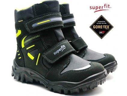 Zimní boty SUPERFIT 1-809080-0300