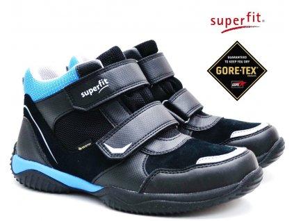 Dětské boty SUPERFIT 1-009385-0010