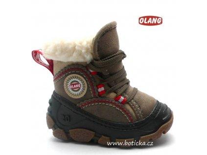 Zimní obuv OLANG PANDA 838 topo