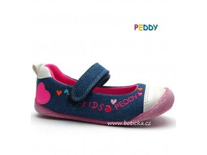 PEDDY baleríny PU6183705 riflové