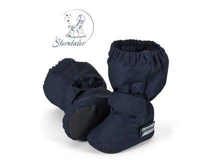 Voděodolné teplé boty STERNTALER 5101510 marine