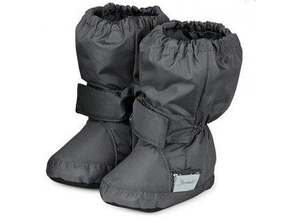 Voděodolné teplé boty STERNTALER 5101510 577 grau