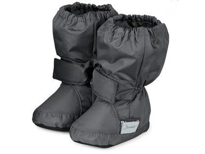 Voděodolné teplé boty STERNTALER 5101510 grau
