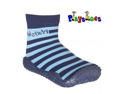 Ponožky do vody Playshoes modré