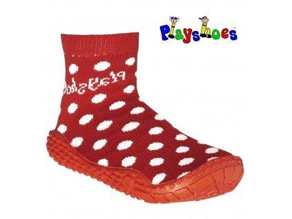 Ponožky do vody Playshoes puntík