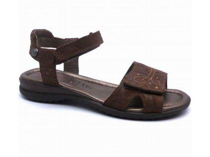 SUPERFIT sandále 4-00203-10 mocca