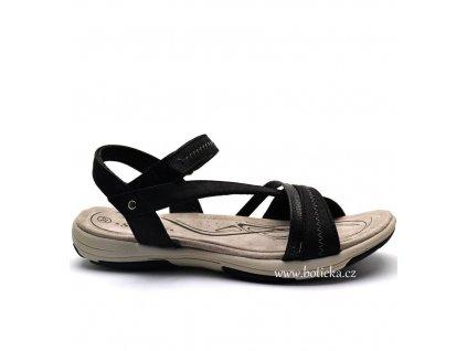 SPROX sandále 319562 černé