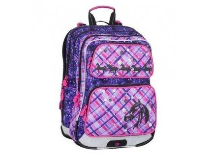 Školní batoh BAGMASTER GALAXY 7 B