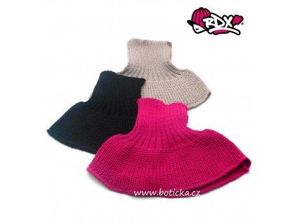Dětský pletený nákrčník