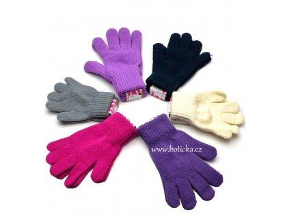 Dětské rukavice prstové CRYSS D504