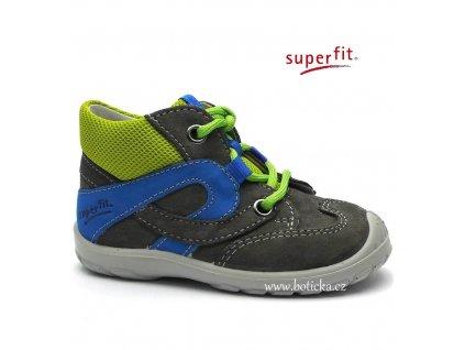 SUPERFIT obuv 0-08324-07 stone multi