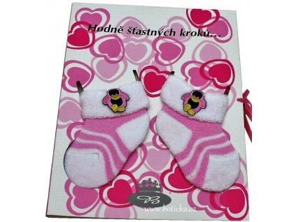 Kojenecké ponožky BOMA BABYK
