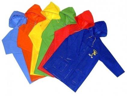 Dětská pláštěnka VIOLA vel. 90 - 100