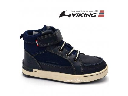 Viking obuv 3-47040 550 Moss Navy
