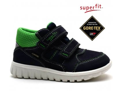 SUPERFIT obuv 2-00193-81 ocean kombi