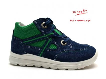 SUPERFIT 2-00322-88 water kombi Dětské boty