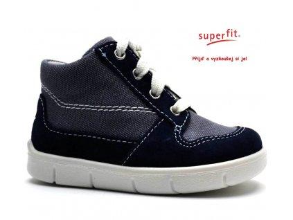 Dětské boty SUPERFIT 2-00428-81 ocean kombi