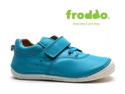 Dětské boty FRODDO G2130133-5 tyrkys