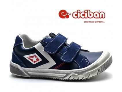 CICIBAN Dětské boty 281907 Seven Navy