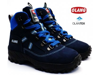 Treková obuv OLANG Cortina 82 blu