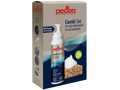 COMBI SET Foam Care čistící pěna a mořská houba v setu