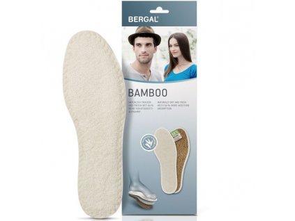 Bambusové vložky do bot dětské