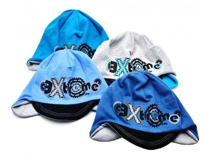 Čepice na uši + kšilt RDX 2964 Extreme