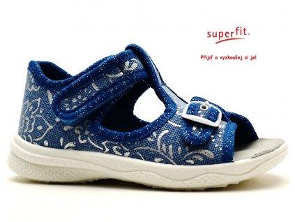 Sandále SUPERFIT 2-00292-88 water kombi