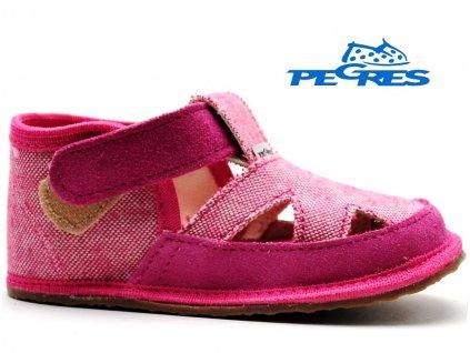Bosé Pegresky 2096 růžové